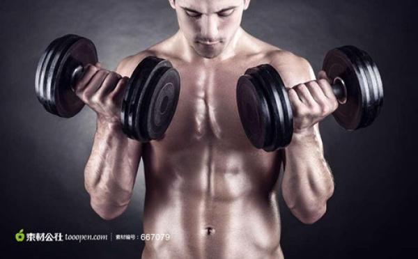 增肌高阶训练一周三练方案A