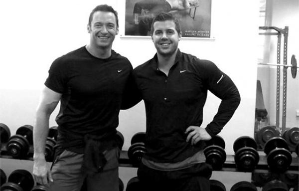 金刚狼休·杰克曼的私教教你健身增肌计划