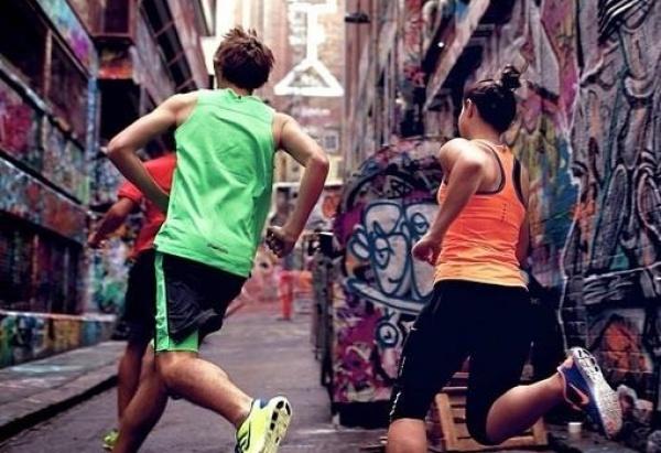 如何快速通过8周跑步,成功减肥瘦身!