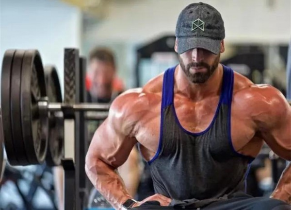 号称宇宙最强的健身教练,别人就是牛逼啊!