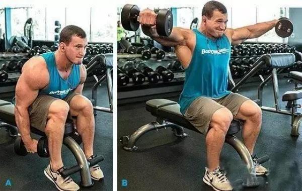 想锻炼你的三角肌群?这五个动作必备