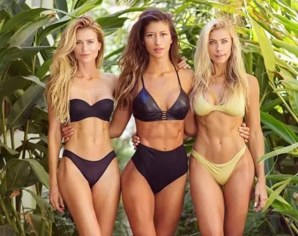 体重150的女人有多美?这个亚洲姑娘用身体告诉你!
