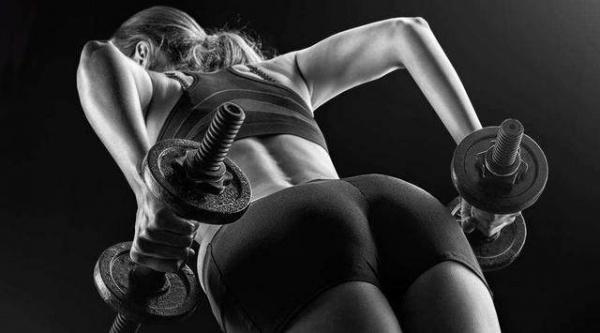 想拥有线条状的背部肌肉吗?这4组动作会让你的背型更好看
