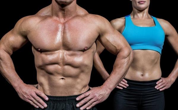 轰炸你的腹肌,用这四个动作就对了,暴练你的腹肌