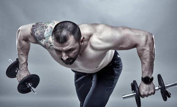 四个少见的肩部练习,带给你的肩部不一样的刺激