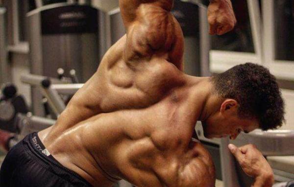 强健你的背部,三个动作,助你打造出立体有型的背部