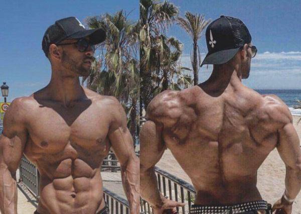 让背肌更好的收缩,三个动作,来一次完整的背部训练