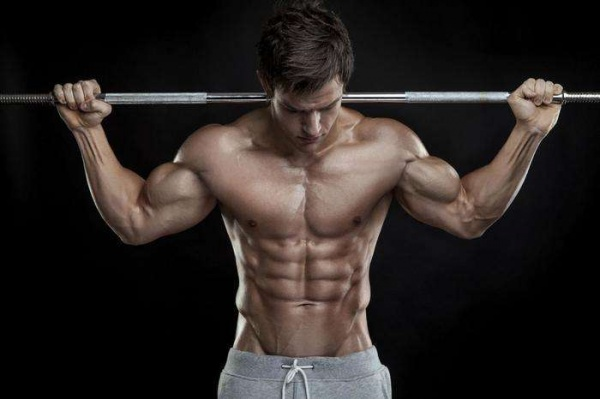 锻炼胸肌+腹肌最有效的训练方法!