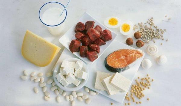 想达到减脂增肌的效果,每天需要摄入多少蛋白质?