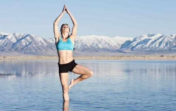 瑜伽+普拉提组合动作,让你的身体受益加倍