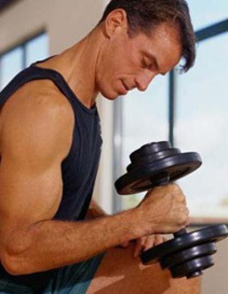 男性健身必须了解5个常识