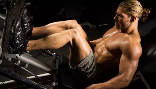 腿就这样练,越练越有型!易上手还能节省时间