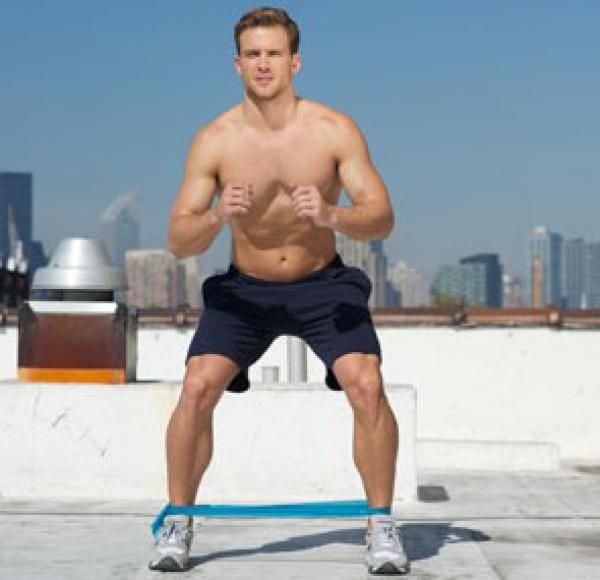 徒手减脂增肌训练法