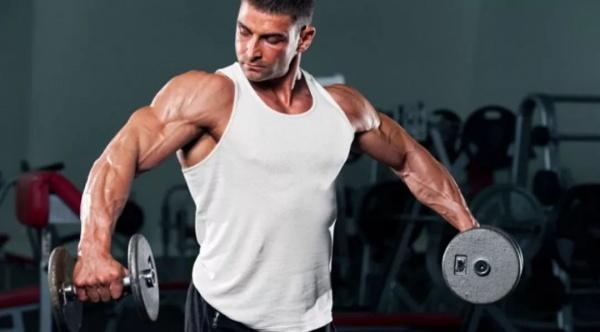 肩膀增肌7式,厚实肩膀超有型!