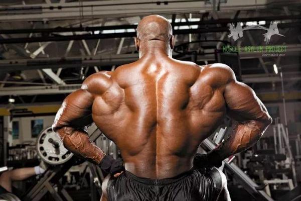 背部够不够宽,细节够不够多?这五个动作不能不做。