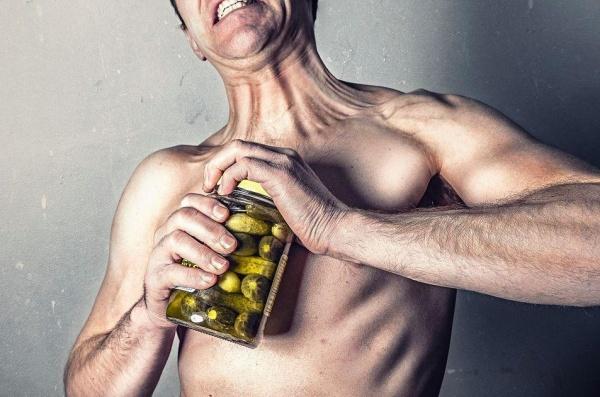 """你那都是""""死肌肉"""",别练了。"""