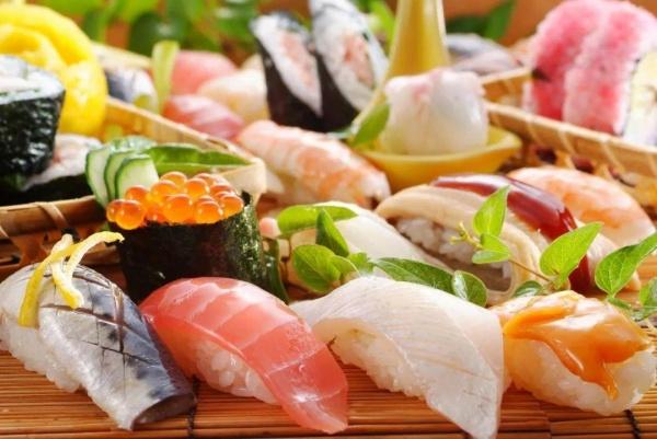 这样吃寿司,才是健身人士正确的打开方式