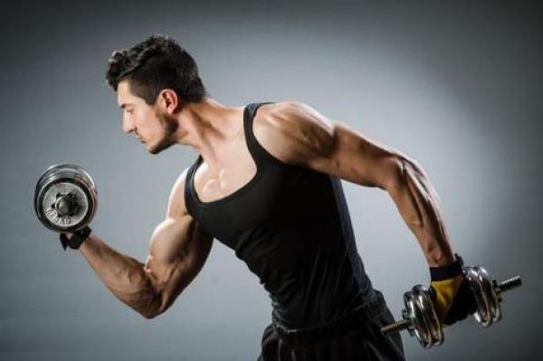 新手健身房增肌计划 新手也能快速增肌