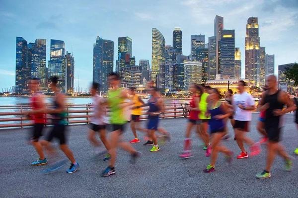 70%的人跑步是为了晒朋友圈?
