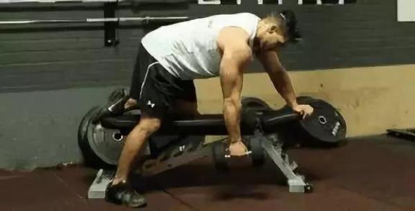 史上最全练背指南!每一块背部肌肉都安排的明明白白