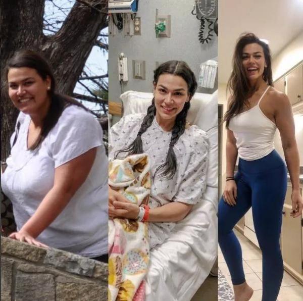 因儿子一句话她减重130斤变辣妈:母爱真的能战胜肥胖!