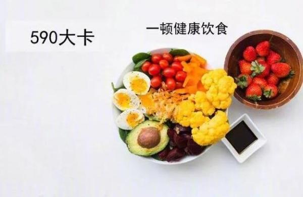 减脂期间,如何做到健康减脂的饮食?这几张图,一看就懂