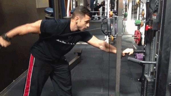 4个虐肩的好动作,给你的肩部训练来点新鲜血液!