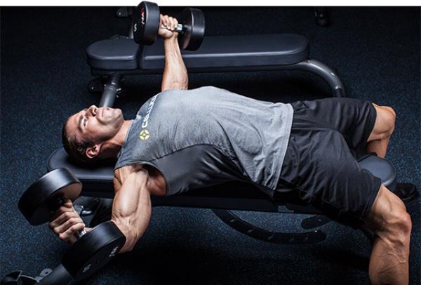 10周胸肌增大健身计划