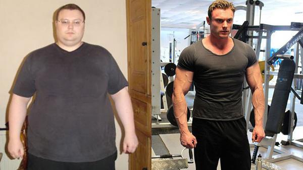 如何才能在18个月内瘦掉160斤?答:坚定的信念!