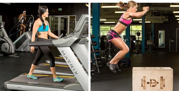 8周高强度间歇训练(HIIT)健身计划