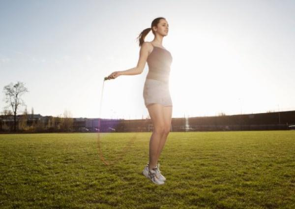 跳绳循环训练计划