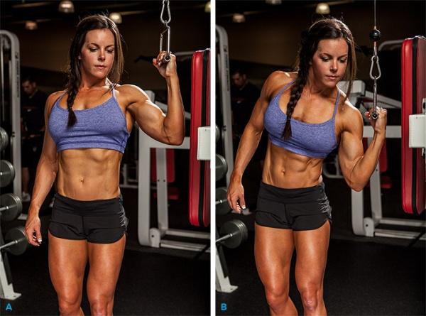男女通用,减脂塑型训练计划