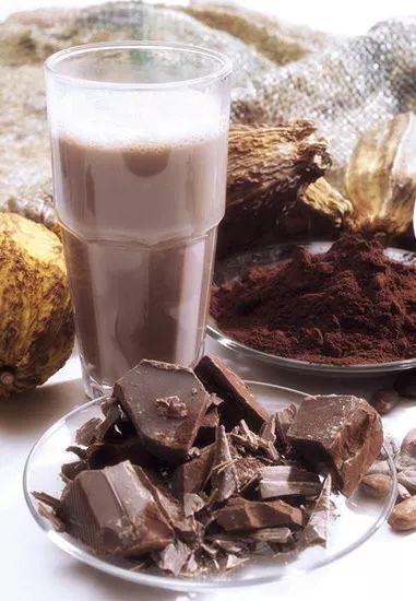 巧克力牛奶是健身后的最佳饮品