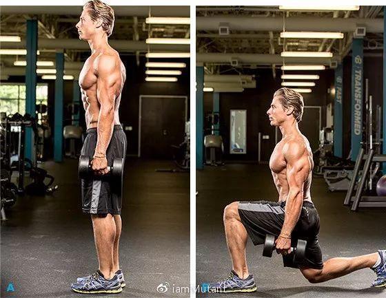 腿部日常训练必做的六个动作!