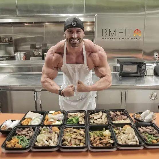 增肌到底怎么吃,吃多少,一次性全告诉你! 增肌健身 第1张